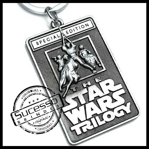 chaveiro-em-metal-personalizado-brinde-para-cinema-filme-nave-espacial-Star-Wars-trilogia