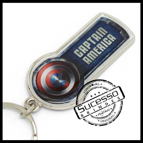 chaveiro-em-metal-personalizado-brinde-para-cinema-filme-capitão-america-avengers-vingadores