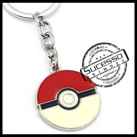 1717-chaveiro-em-metal-game-e-filme-pokemon-ball-pokemon-go-bolas