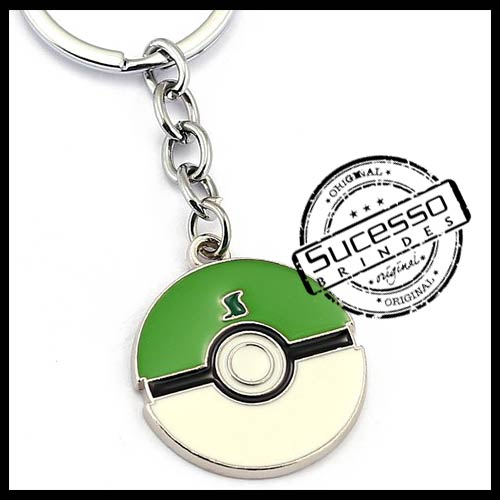 chaveiro pokemon go, pokemon go, pokemon ball, pokeball, poke bola, game, jogo