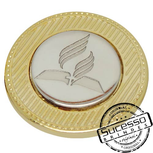 1653-moeda-em-metal-comemorativa-personalizada-dourada-prateada-igreja-radventista-do-setimo-dia