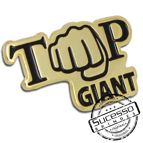 1875-pin-dourado-esmaltado-top-giant-pesonalizado-com-resina-preta