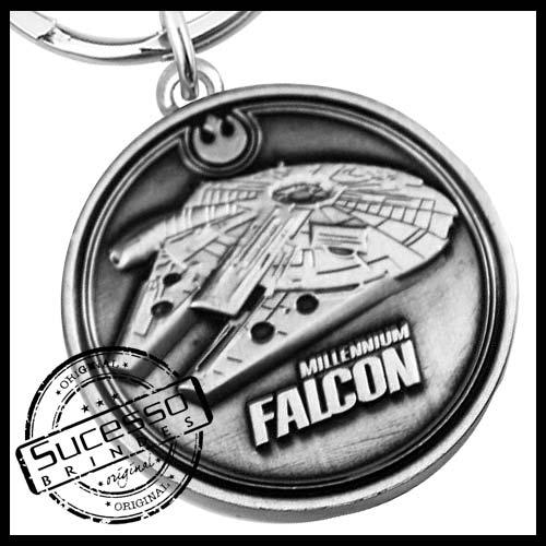 1974-chaveiro-nave-millennium-falcon-star-wars--guerra-nas-estrelas-filme-cinema