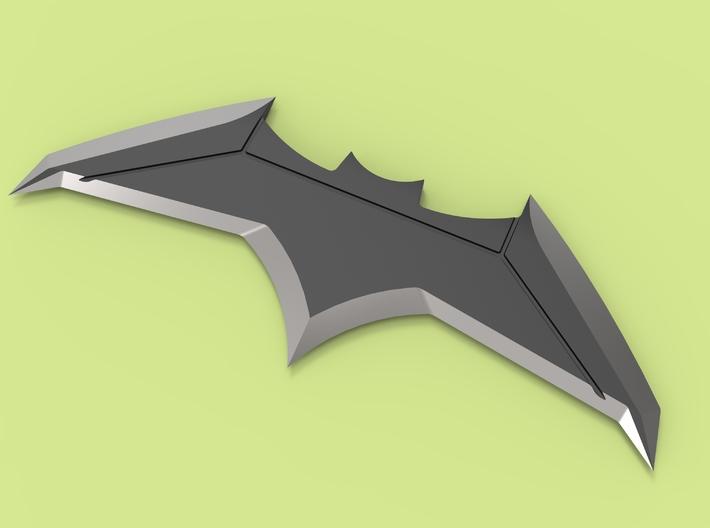 Batarang Batman fabricado em Metal
