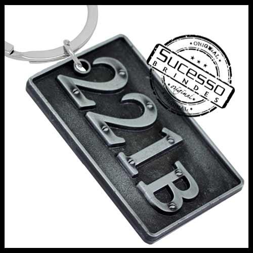 chaveiro-em-metal-personalizado-brinde-para-cinema-filme-Sharlock-Homes-detetive-221