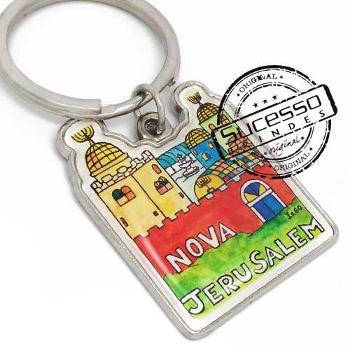 841-CHAVEIRO-NOVA-JERUSALEM-IGREJA-PERSONALIZADO
