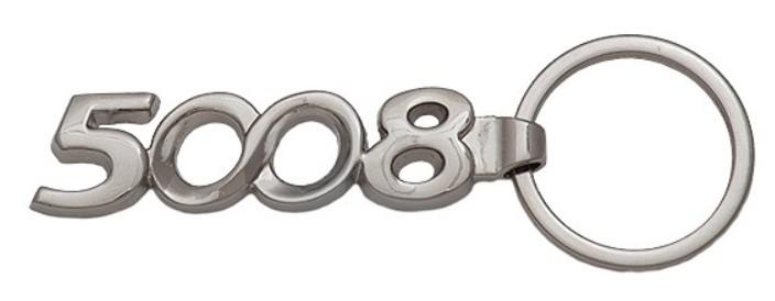 chaveiro peugeot 5008 metal sucesso brindes