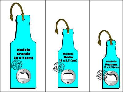 tamanhos abridor de garrafa formato de garrafa sucesso brindes
