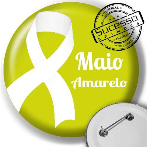 1927-botton-de-conscientizacao-contra-cancer-doencas-e-causas-nobres-fita-da-consciencia-maio-amarelo-transito