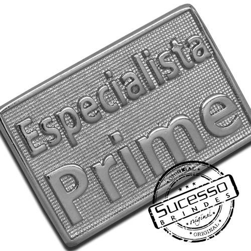 PIN PREMIAÇÃO ESPECIALISTA PRIME