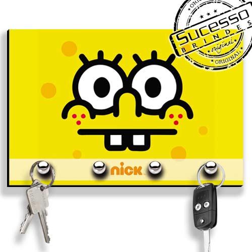 Porta Chave, brinde inovador, brinde novidade, porta chaves, desenho, personagem, nick