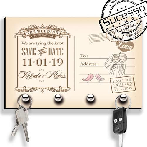 Porta Chave, brinde inovador, brinde novidade, porta chaves, lembraça casamento, lembrança festa, lembrancinha