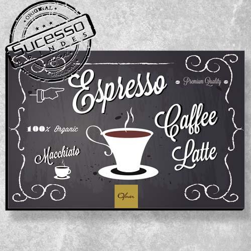 A Sucesso Brindes fabrica placas personalizadas, placa de madeira, placa de mdf, placa em mdf, placas personalizadas ou quadros personalizados para campanhas promocionais ou ação de marketing, café.