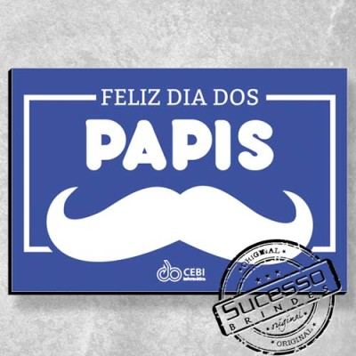 PLACA PERSONALIZADA MDF COLORIDA 1