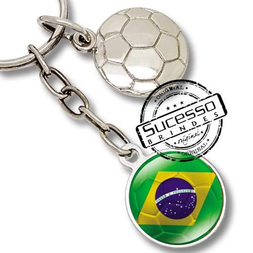 utebol, copa do mundo, brinde para copa, brinde para futebol, chaveiro futebol, bola, bandeira, brasil