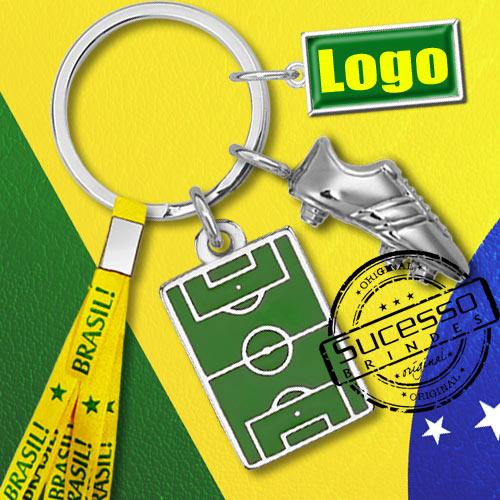 Chaveiro Personalizado copa do mundo.