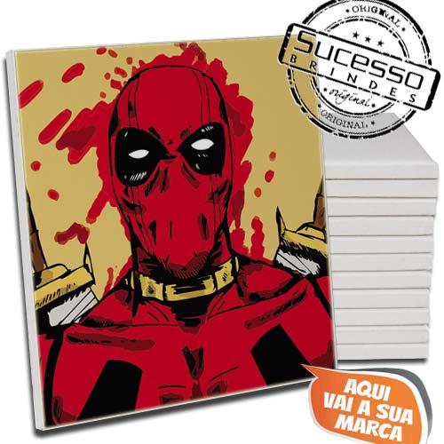 Azulejo Personalizado com Personagem Marvel
