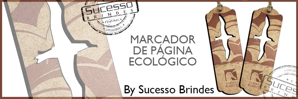 MARCADOR DE PÁGINA ECOLÓGICO