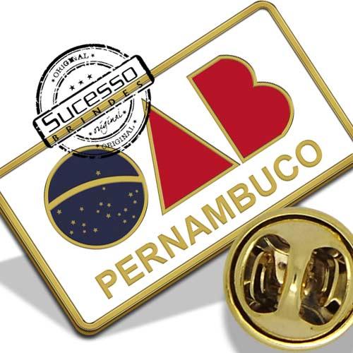 Broche da cidade de Pernambuco