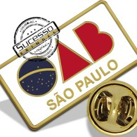 Pin Ordem dos Advogados do Brasil - São Paulo