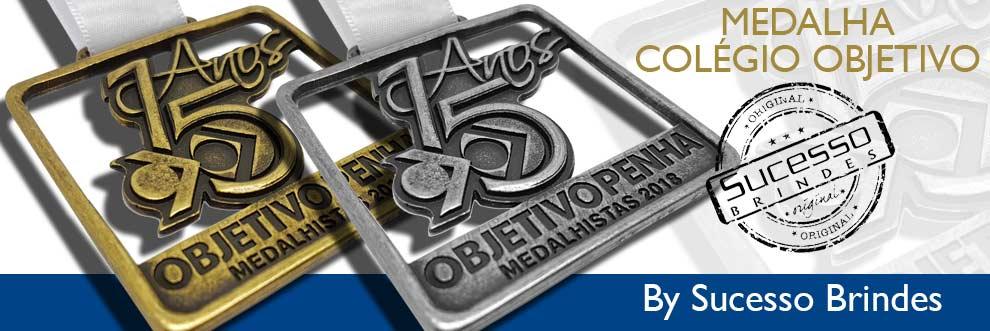 Medalha-Personalizada-Colegio-Objetivo-Sucesso-Brindes