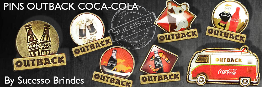 PINS-OUTBACK-COCA-COLA-BROCHES-EM-METAL