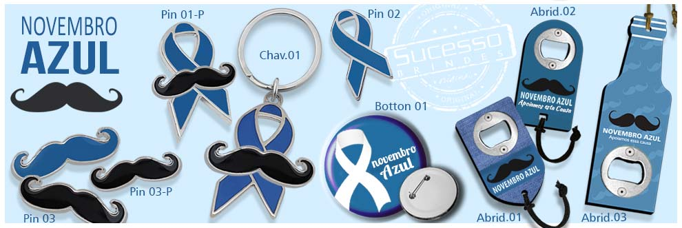 novembro-azul-brindes-laço-homem-cosncientização-fita-próstata-sucesso-brindes