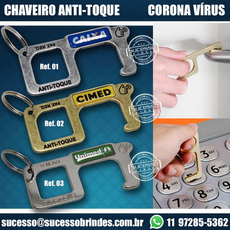Chaveiro-Anti-Toque-Personalizado-Sucesso-Brindes