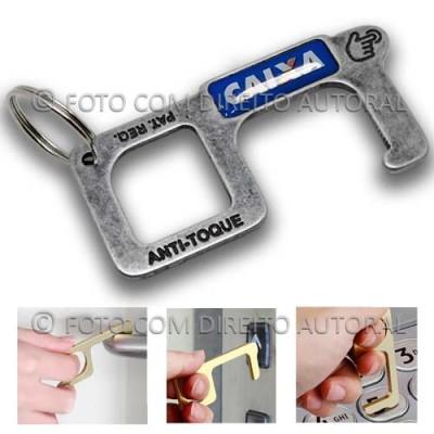 Chaveiro Corona Key Anti Toque